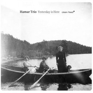 "Hamar Trio ""Yesterday is Here"" CD"